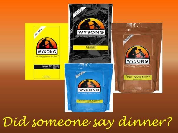 Dinnertime? Sorry, Spice!