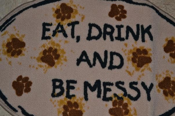 Benny's Food mat 001